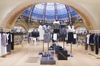 Les Galeries Lafayette Paris Haussmann. © Myr Muratet