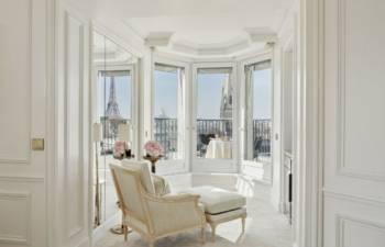 Un hôtel Four Seasons George V à Paris DR