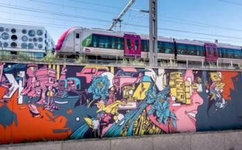 Street art Icade