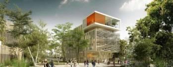 Campus orange à Balma Toulouse