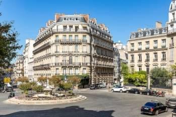 Appartement Place François Premier dans le 8e arrondissement de Paris