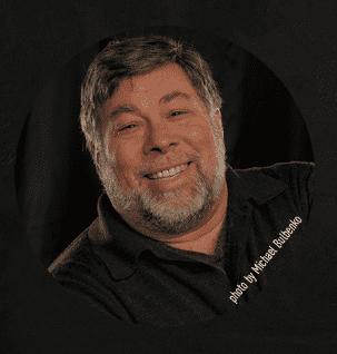 Steve Wozniak, cofondateur d'Apple.