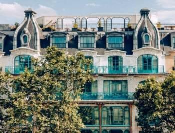 Le Kimpton St Honoré Paris au coeur de quartier de l'Opéra