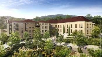 Projet de restructuration Le Couvent Bon Accueil à Vienne en Isère DR
