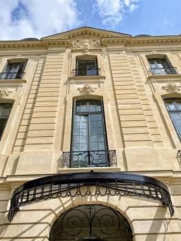L'ensemble immobilier situé au 16-22 rue de Martignac DR