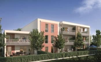 Le programme First Tolosa sur la commune de Villeneuve Tolosane