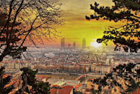 Vue de Lyon - @jessica_tholin