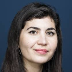 Isabelle Teboul Cohen, Myre.
