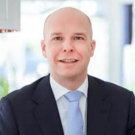 Martijn Vos, M&G Real Estate